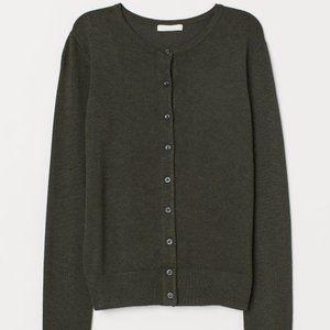 🦄🦄🦄H&M: Fine Knit Cardigan